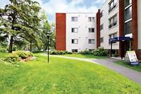 Spacious 1 bedroom apartment for rent in convenient Ottawa West