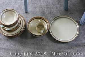 """Vintage """"Couture"""" by Mikasa Dish Set A"""