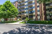 Beautiful two bedroom apartment available near Hintonburg & West