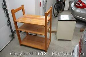 Wire Racking Metal Filing Cabinet And More- B