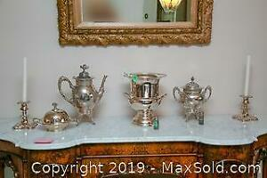 Silver Plate A