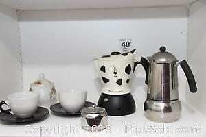 Bialetti Coffee Makers And More A
