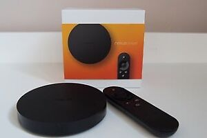 Google Nexus player (Android box made by Asus)