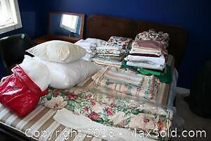 Assorted Draperies and Fabric