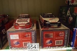 2 Dale Earnhardt Jr. Action Models A