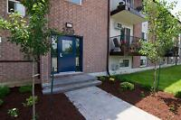 Newly renovated two bedroom available on beautifully manicured g