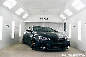 2014 BMW M6 Factory Matte Black, FULLY LOADED