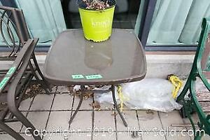Outdoor Table C