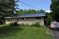 HOME FOR SALE, 4 MILES NORTH OF PRESCOTT, ONTARIO - $162,900.00
