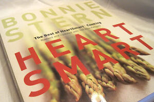 Heart Smart cookbook reg $34.99 plus tax