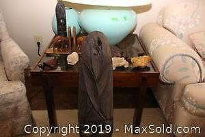 African Decorative Items A