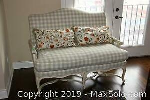Highland House Settee C