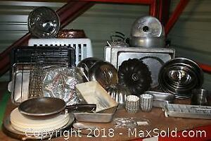 Vintage Bakeware And More
