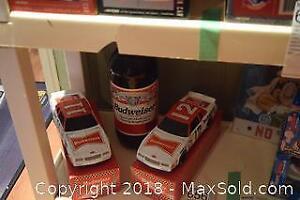 Budweiser Racing Collectibles A
