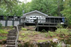 **STONEY LAKE COTTAGE & BUNKIE** Brad Sinclair Flat Rate