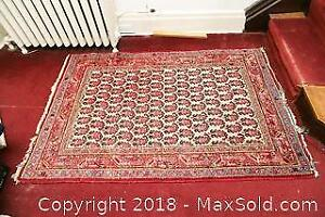 Persian Wool Area Rug A