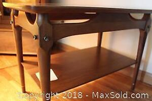 Side Table. A