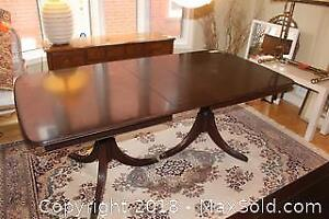 Vintage Dining table. C