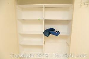 Bedroom Closet Shelving D