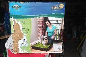 Pet Lou - Great for Puppy Training, Apartments or cold Rainy day