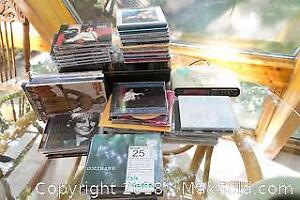 CD's And Cassettes And More!- A
