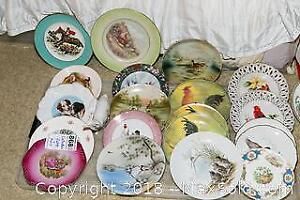 Collection Of Plates And More B