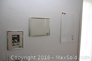 Magnetic Bulletin Board - A