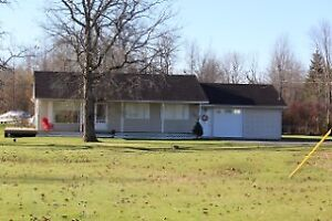 320 Church Rd Stone Mills - Single level living with garage!