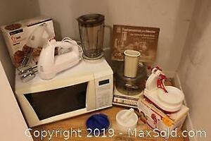 Proctor Silex Microwave And Small Appliances
