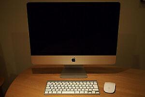iMac 21.5 inch, mid -2014 intel core i5, 1,4GHz , 500GB - 750$