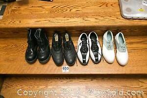 Golf Shoes And Boots A