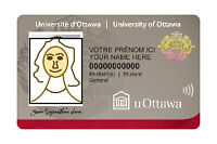 LOST: UOttawa student card and bus pass