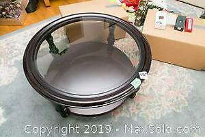 Round Coffee Table B