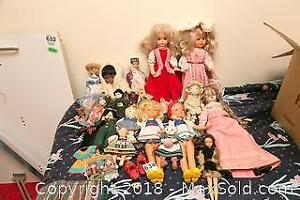Dolls of the World and More A