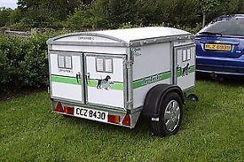 Dog trailer KM