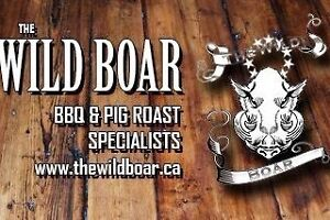The Wild Boar - your BBQ Pig roast specialists Kitchener / Waterloo Kitchener Area image 1
