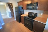 Contemporary 3-BR End-Unit Townhouse in SW Airdrie  *CASH-BACK