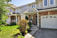 Beautiful freehold end unit townhome