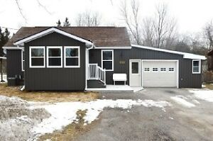 Renovated bungalow in Fenelon Falls