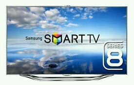"""Samsung 40"""" LED smart 3D wifi built Camera USB MEDIA PLAYER HD FREEVIEW and Screen mirror"""