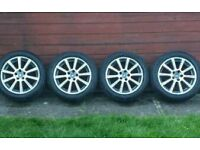 Ford alloys 18""
