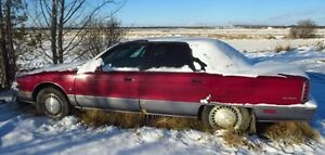 1991 Oldsmobile Ninety-Eight Sedan For Parts