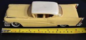 1958 Buick Roadmaster dealer promo car