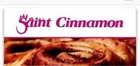 SAINT CINNAMON BUSINESS/FRANCHISE FOR SALE REDUCED PRICE