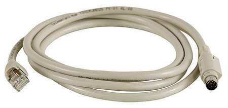 Schneider Electric Xbtz9780 Communication Cable,Black,8.2 Ft.