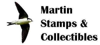 Martin Stamps and Collectibles