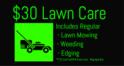 Clovers Property Maintenance.