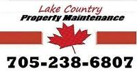 Lake Country Property Maintenance