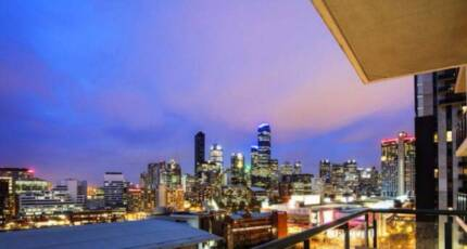 Rivergarden Condos 14th floor, 79 Whiteman St: Stunning City View