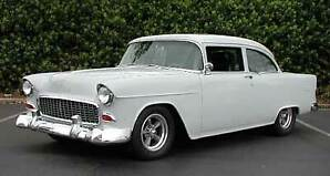 Trade for 55 Chevy project